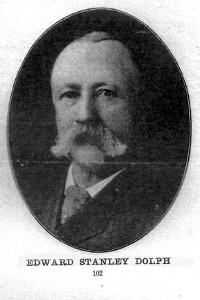 Edward Dolph, father of Elizabeth Dolph.