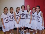 Hoop Team Wins in Double Header