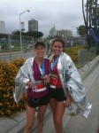 Running With an Empowering Woman, My Mom