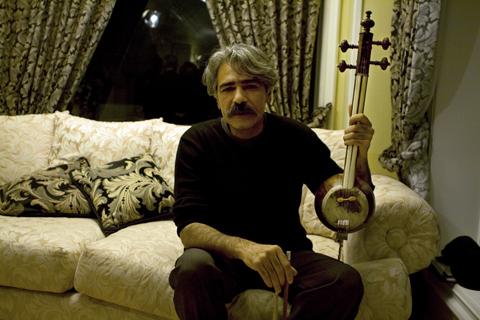 Kayhan Kalhor.