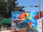 Mural Gone Missing Irks Artists