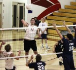 Colin Ceithaml in a match against Corona del Mar.