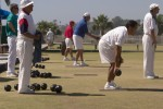 Bowlers Invite the Public to Try Their Greens