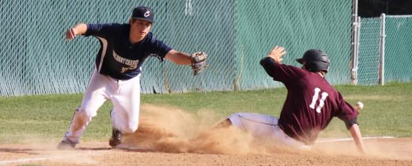 Laguna Beach High School baseball