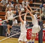 Breakers Lose to CdM in CIF Contest