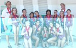 Water Polo Girls Win Silver