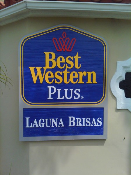 8 best western BW+ NEW SIGNAGE