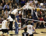 Clash of Volleyball Titans
