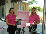 "Mission Hospital Makes 'Pinky Pledge"" to Encourage Screening Mammograms"