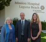 Crevier Gift to Mission Hospital