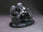 College Lands Exhibit of Rodin's Work