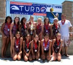 Silver for Water Polo Girls