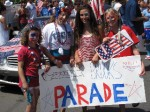 A Brooks St. 4th: Party, Parade and Paddle Out