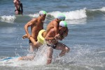 Laguna Lifeguards Take Third in Stacked Competition