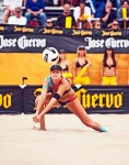 Locals Figure in Hermosa Volleyball Contest