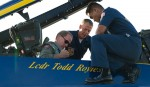 Even Pilots Covet a 'Blues' Thrill Ride
