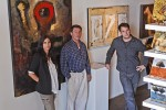 Galleries Hit by Art Thefts