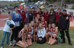Laguna's Cross Country Teams Qualify for CIF Finals