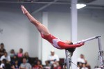 Laguna Gymnast Lands First in Vegas Competition