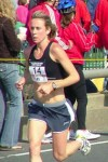 Runner Strides for Olympic Slot