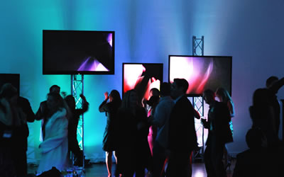 The auction was followed by a rocking afterparty featuring a live DJ from The Observatory and lighting by The Showpros.