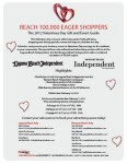 2012 Valentines Day Gift and Event Special Section
