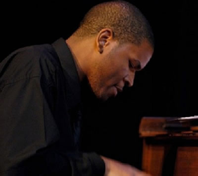 Jazz pianist Joshua White