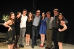 Broadway Star Mentors Local Students