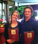 LBHS Selects Stellar Pair as Athletes of Year