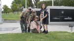 Scouts Fulfill Their Pledge With Reverence