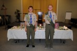 Scouts Newly Fledged