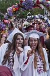 Grads Focus on the Horizon