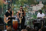 Latin Sensation Kicks Off 'Jazz On The Green'