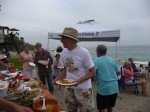 Village Laguna Hosts Potluck