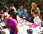 Students Experience Art in Festival Field Trip