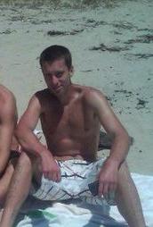 Jensen Gray's Facebook profile photo.