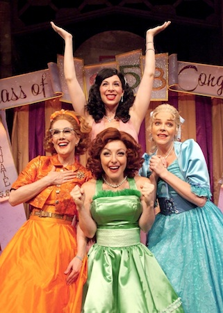"""The Marvelous Wonderettes: Caps & Gowns,"" 7:30 p.m., Laguna Playhouse, 606 Laguna Canyon Rd. Tickets/times 949-497-2787  www.lagunaplayhouse.com  (through Aug. 12)"