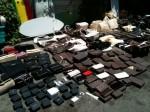 Police Seize Counterfeit Designer Goods