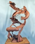 Sculptor Featured at Artist Eye Laguna Gallery
