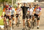 Cyclists Pedal to Support AIDS Services