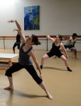 Backhaus dancers in rehearsals last week in preparation for this week's Laguna Dance Festival. Photos by Danielle Robbins