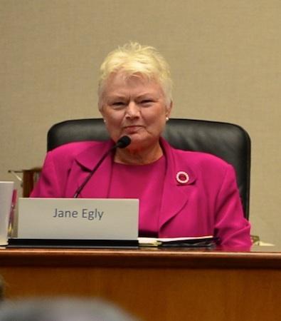 Jane Egly
