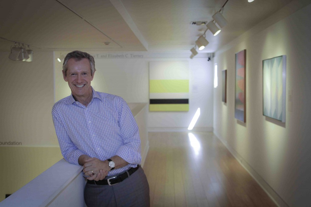 A year on the job, Executive Director Malcolm Warner appears to be reinvigorating Laguna Art Museum.