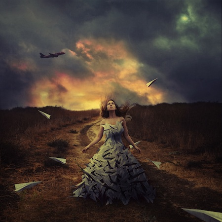 Brooke Shaden's imagery at Artman Gallery.