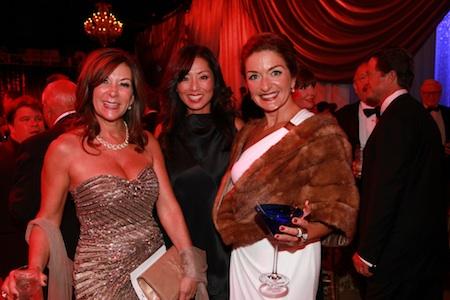 Cathie Lawler, Maggie Flornes, Analisa Albert