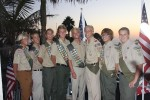 Newly Minted Eagle Scouts