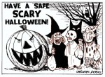 Scary Safe Halloween