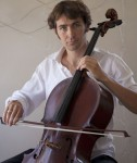 Cellist Peter Jacobson