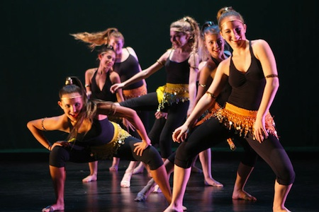 """Samples from this year's show include works entitled """"Bollywood"""" and """"Oregon."""""""