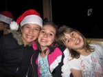 Last year's caroler included Lalia Garcia Amini, Sydney Mangus and Katie Palino of Troop 8095.